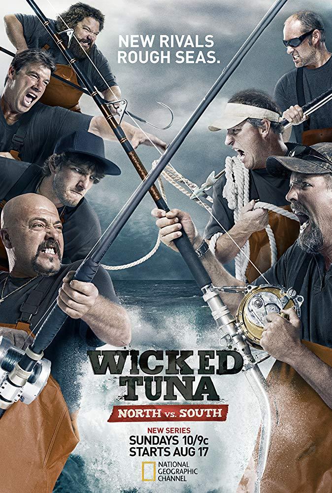 Watch Movie Wicked Tuna: North vs. South - Season 2