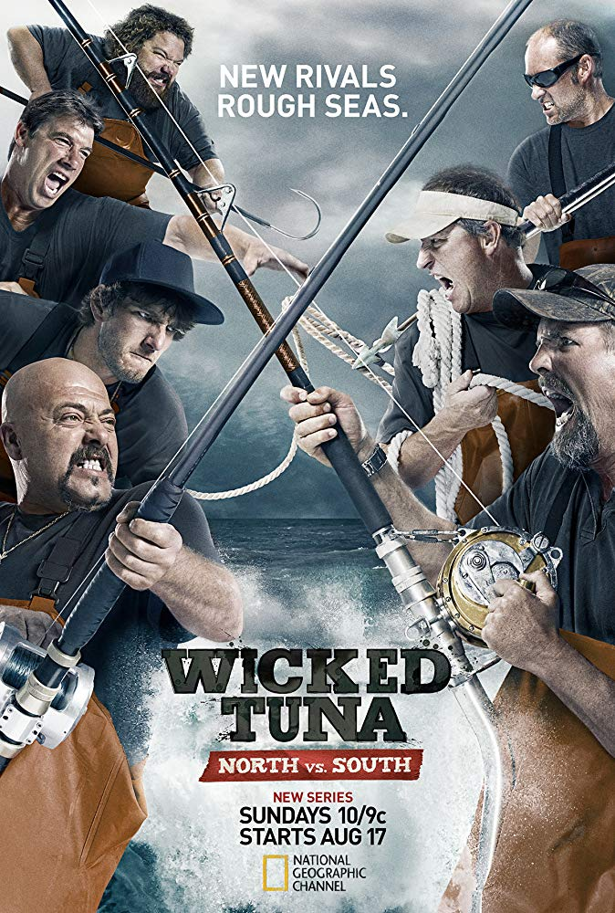 Watch Movie Wicked Tuna: North vs. South - Season 3