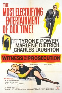 Watch Movie Witness for the Prosecution