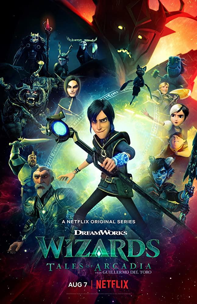 Watch Movie Wizards - Season 1