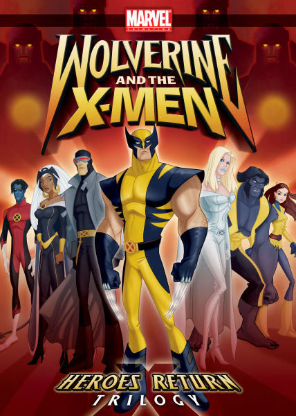 Watch Movie Wolverine and the X-Men - Season 1