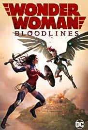 Watch Movie Wonder Woman: Bloodlines