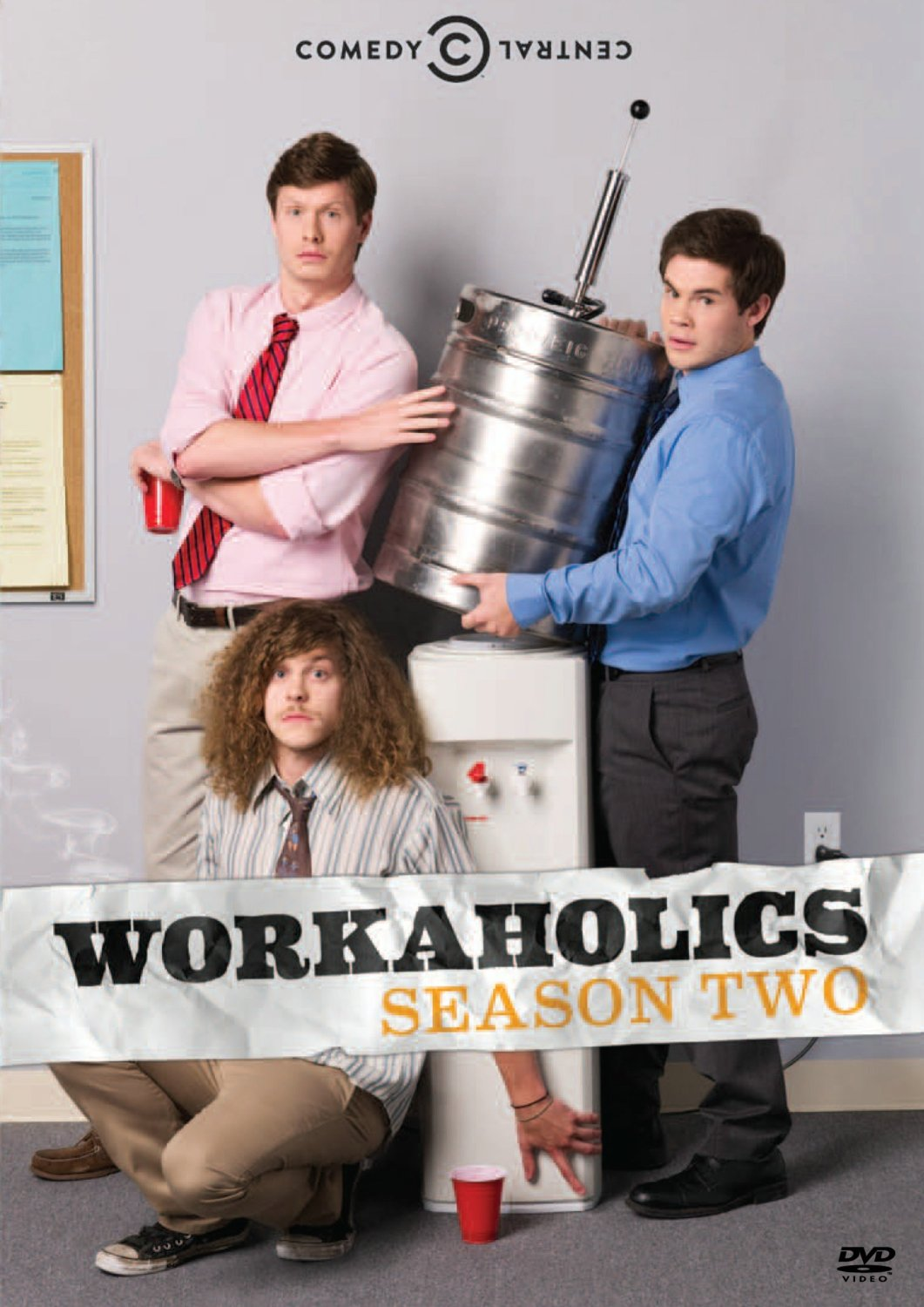 Watch Movie Workaholics - Season 2