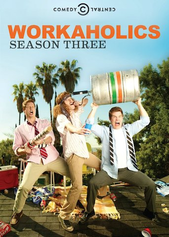Watch Movie Workaholics - Season 3