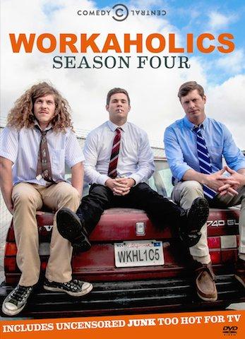 Watch Movie Workaholics - Season 4