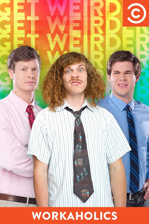 Watch Movie Workaholics - Season 7