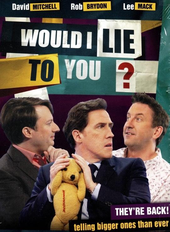 Watch Movie Would I Lie To You? - Season 10