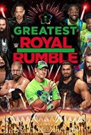 Watch Movie WWE Greatest Royal Rumble
