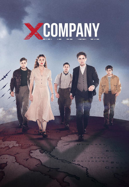 Watch Movie X Company - Season 2