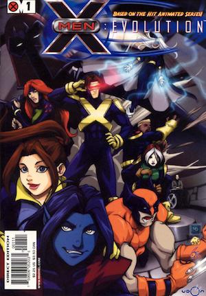 Watch Movie X-Men: Evolution - Season 1