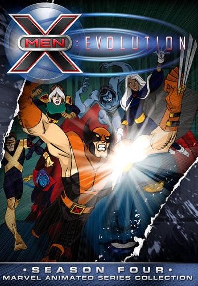 Watch Movie X-Men: Evolution - Season 4
