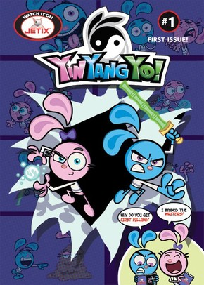 Watch Movie Yin Yang Yo! - Season 2