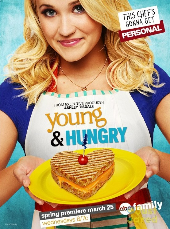 Watch Movie Young and Hungry - Season 2