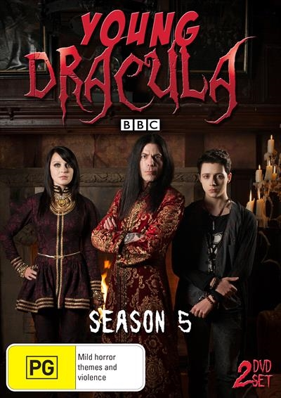 Watch Movie Young Dracula - Season 5