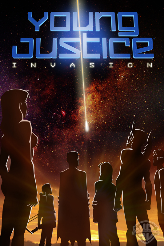 Watch Movie Young Justice - Season 2