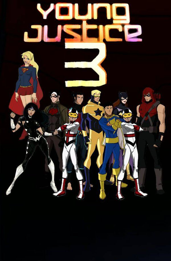 Watch Movie Young Justice - Season 3