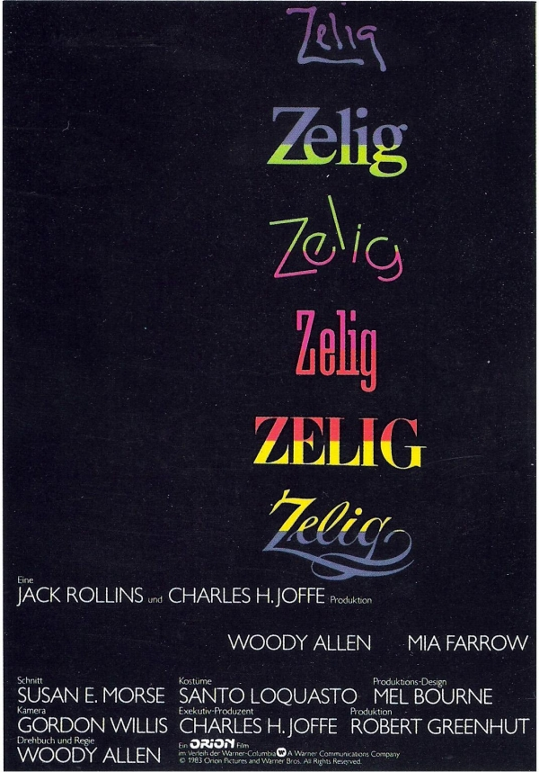 Watch Movie Zelig